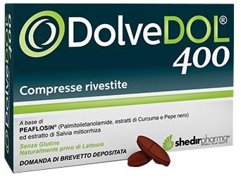 DOLVEDOL 400 20 COMPRESSE - Farmaseller