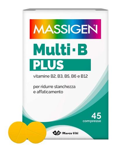 MASSIGEN DAILYVIT MULTI-B PLUS 45 COMPRESSE - FARMAPRIME