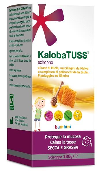 KALOBATUSS BAMBINI SCIROPPO 180 G - Farmalilla
