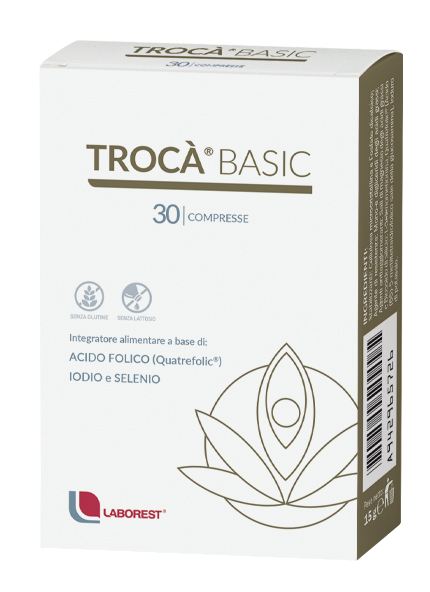 TROCA' BASIC 30 COMPRESSE - Farmaconvenienza.it