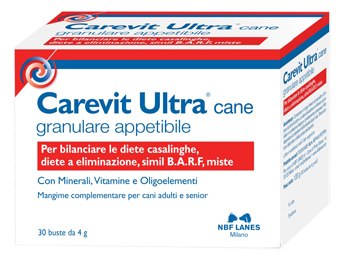 CAREVIT ULTRA CANE 30 BUSTE DA 4 G - Farmastar.it
