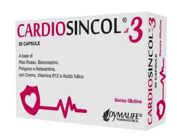 CARDIOSINCOL 3 30 CAPSULE - Farmaseller