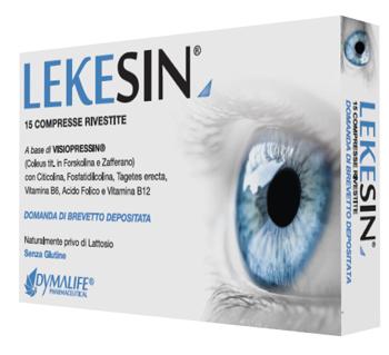 LEKESIN 15 COMPRESSE RIVESTITE - Farmaseller