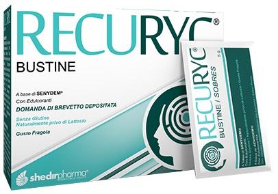 RECURYC POLVERE 14 BUSTINE - Farmaseller