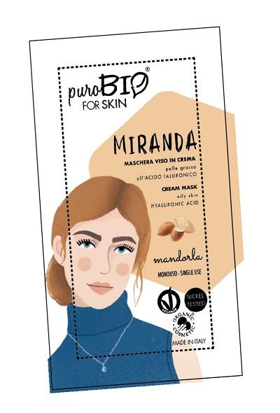 PUROBIO FS MIRANDA MASCHERA 04 prezzi bassi