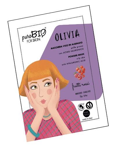 PUROBIO FS OLIVIA MASCHERA 10 offerta