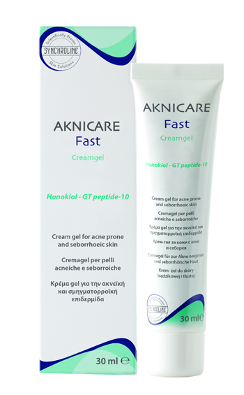 AKNICARE FAST CREAMGEL 30 ML