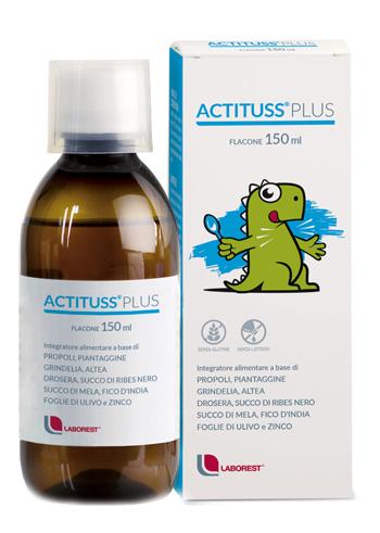 ACTITUSS PLUS 150 ML - Farmacia Castel del Monte
