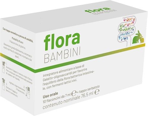 FLORA BAMBINI 10 FLACONCINI - Farmapage.it