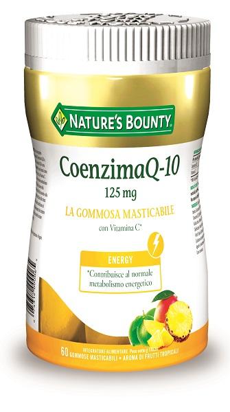 COENZIMA Q 10 60 GOMMOSE MASTICABILI - farmaciadeglispeziali.it