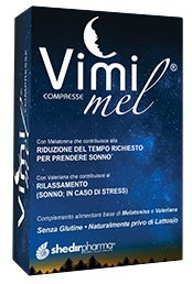 VIMI MEL 45 COMPRESSE - Farmaseller