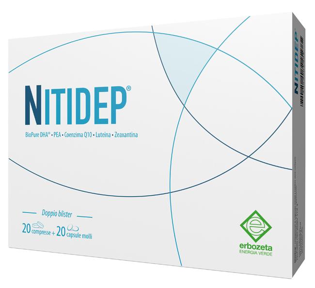 NITIDEP 20 COMPRESSE + 20 CAPSULE MOLLI - Farmacia Castel del Monte