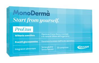 MONODERMA PROETAS 30 COMPRESSE - Farmaseller