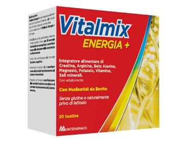VITALMIX ENERGIA + 20 BUSTINE - Zfarmacia