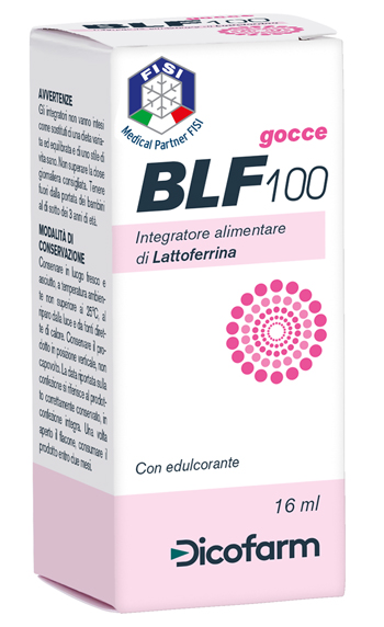 BLF100 GOCCE LATTOFERRINA 16 ML - Spacefarma.it