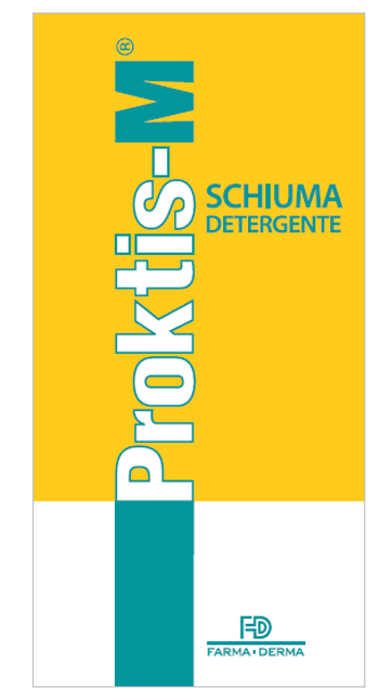 PROKTIS-M SCHIUMA DETERGENTE 150 ML - Farmaseller