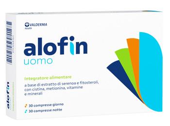ALOFIN UOMO 60 COMPRESSE - Farmaseller