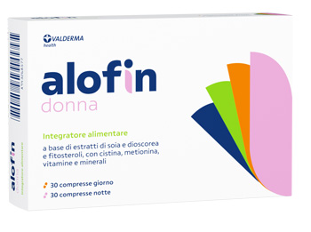 ALOFIN DONNA 60 COMPRESSE - Farmacia Centrale Dr. Monteleone Adriano