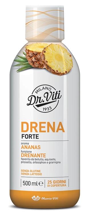DRENA FORTE ANANAS 500 ML - Farmaseller