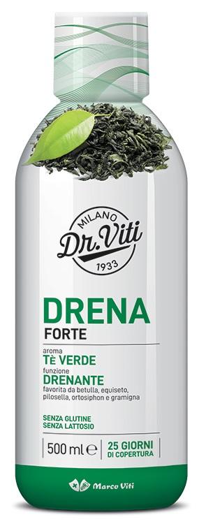 DRENA FORTE TE' VERDE 500 ML - Farmaseller