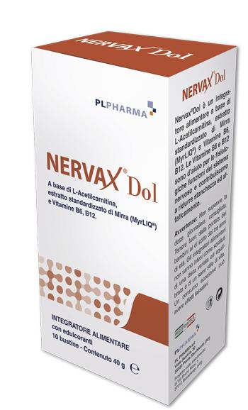 NERVAX DOL 10 BUSTINE - Farmaseller