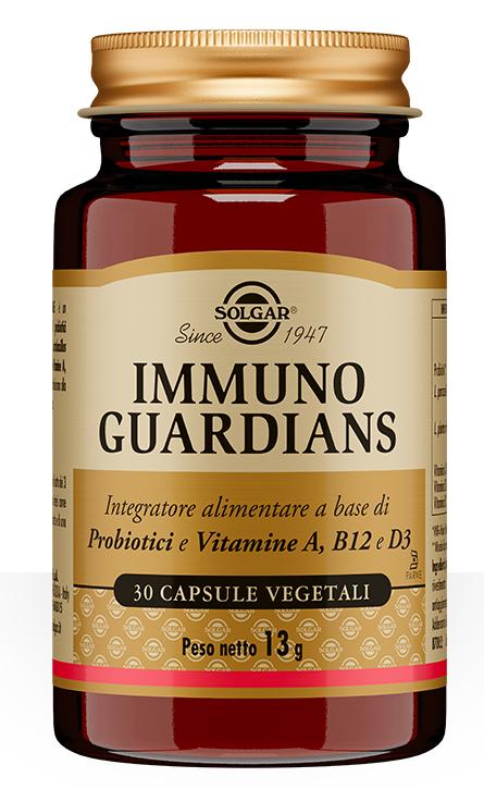 IMMUNO GUARDIANS 30 CAPSULE - FarmaHub.it