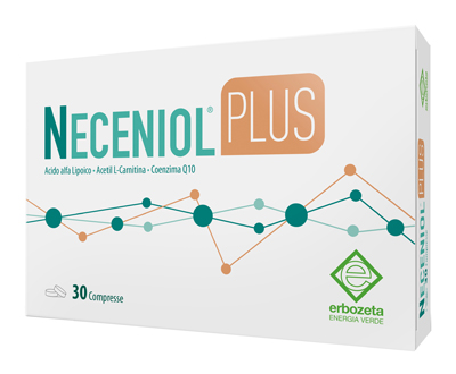 NECENIOL PLUS 30 COMPRESSE - Farmaseller