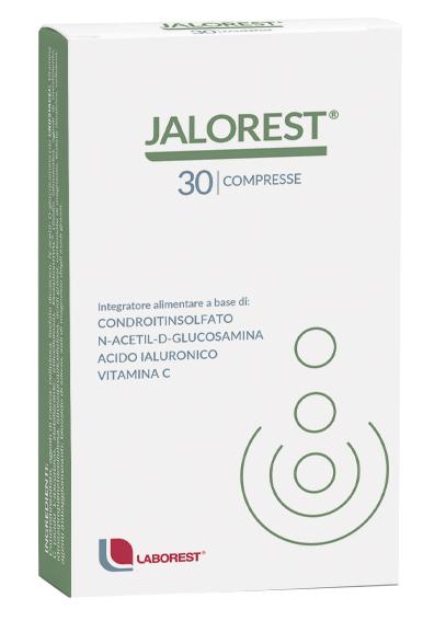 JALOREST 30 COMPRESSE - Farmaseller