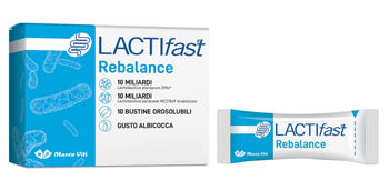 LACTIFAST 10 STICK PACK - latuafarmaciaonline.it