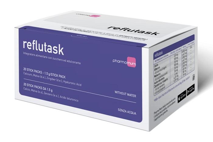 REFLUTASK 20 STICK PACK - Farmaseller