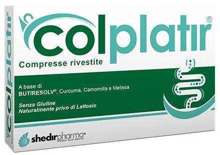 COLPLATIR 30 COMPRESSE RIVESTITE - Farmaseller