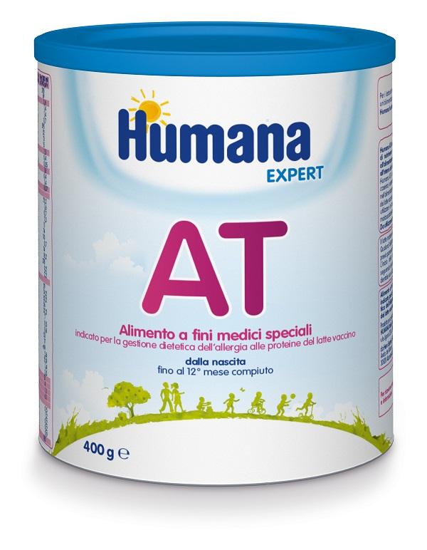 HUMANA AT EXPERT 400 G - Farmafamily.it