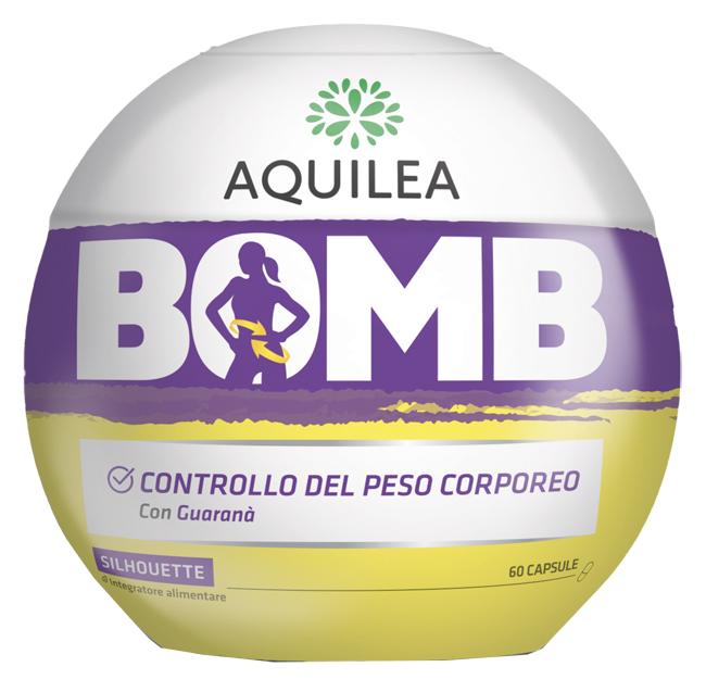DIETA AQUILEA BOMB 60 CAPSULE - Farmaseller