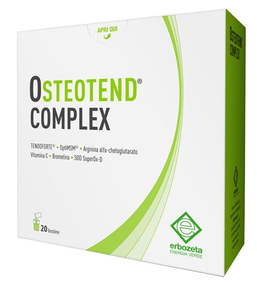 OSTEOTEND COMPLEX 20 BUSTINE - Farmaseller