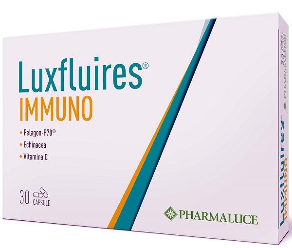 LUXFLUIRES IMMUNO 30 CAPSULE - Farmafirst.it