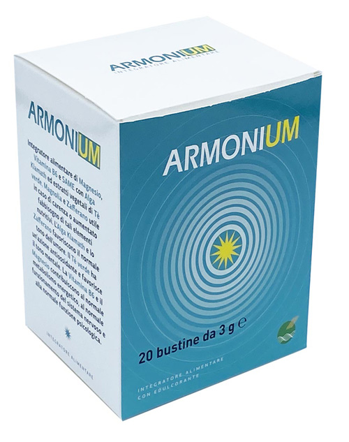ARMONIUM 20 BUSTINE DA 3 G - Farmaseller