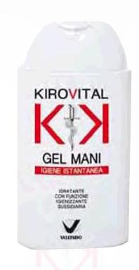 KIROVITAL GEL MANI 150 ML - Farmaseller