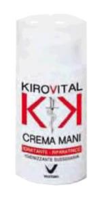 KIROVITAL CREMA MANI 50 ML - Farmaseller