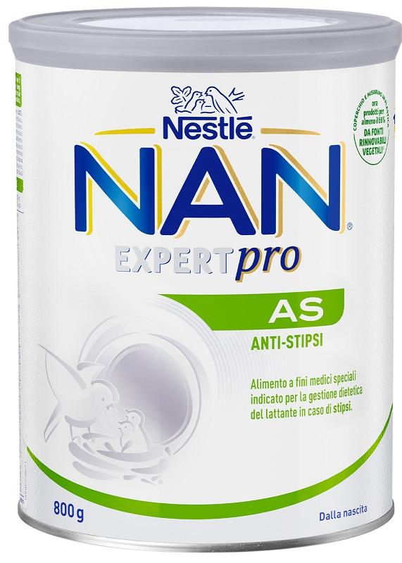 NESTLE' NAN AS 800 G - farmaciadeglispeziali.it