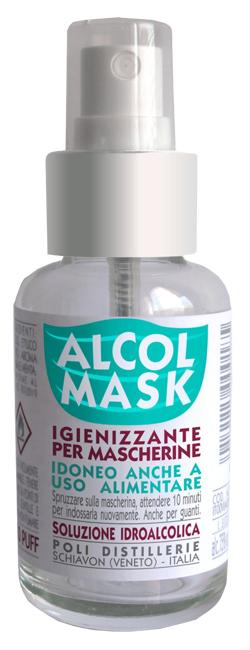 ALCOL MASK 50 ML - Farmaseller