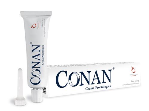 CONAN CREMA PROCTOLOGICA 30 G - Farmaseller