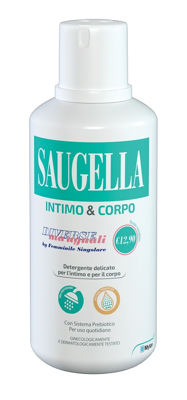 SAUGELLA INTIMO&CORPO 500 ML - Farmaciacarpediem.it