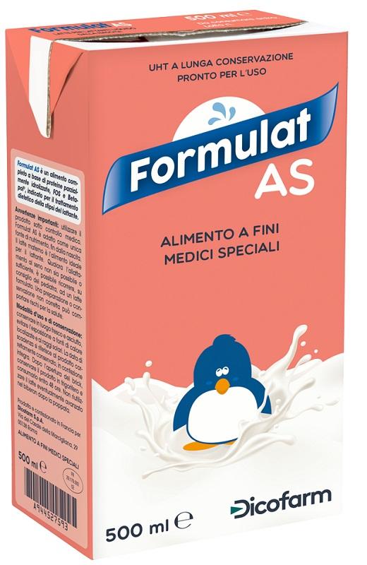 FORMULAT AS 500 ML - Farmaseller
