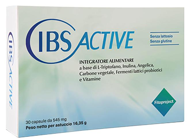 IBS ACTIVE 30 CAPSULE - FARMAPRIME