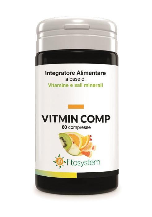 VITAMIN COMPLEX 60 COMPRESSE - Farmaseller