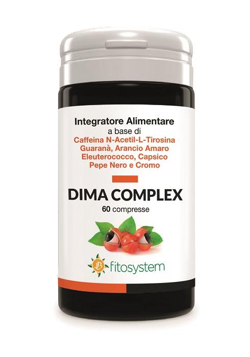 DIMA COMPLEX 60 COMPRESSE - Farmaseller