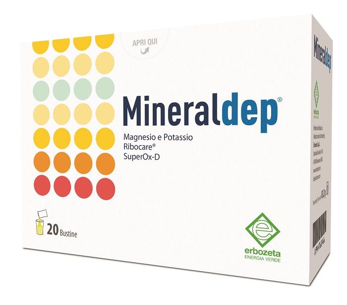 MINERALDEP 20 BUSTINE - Farmaseller