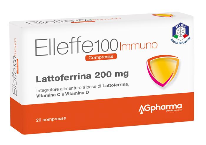 ELLEFFE 100 IMMUNO 20 COMPRESSE - farmaventura.it