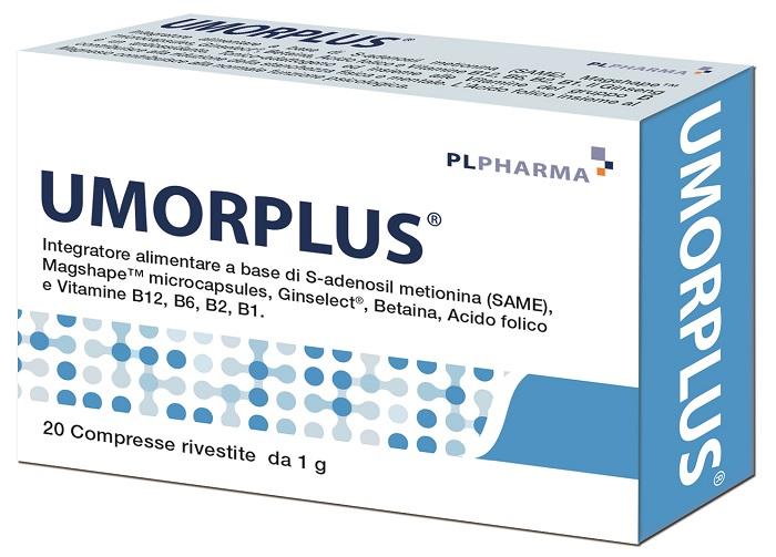 UMORPLUS 20 COMPRESSE - Farmaseller