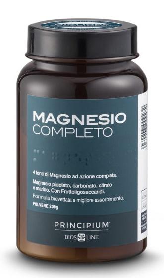 PRINCIPIUM MAGNESIO COMPLETO 200 G - Farmaseller